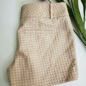 Ann Taylor Shorts - Ann Taylor LOFT Flat Front Casual Dress Short Sz 0